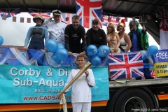 Corby Carnival 2012