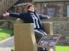 Queen Diver Bev - Bamburgh Castle