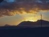 CADSAC Dive Club-sunset-mountains-aug2002