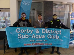 Learn To Scuba Dive in Northamptonshire